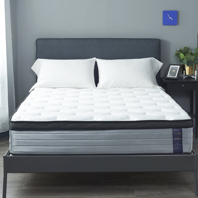 MattX™ Hybrid Pocketed Spring Mattress - Bedding Affairs