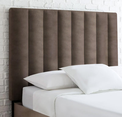 Customised Bedding Affairs H2 Leather Bedframe - Bedding Affairs