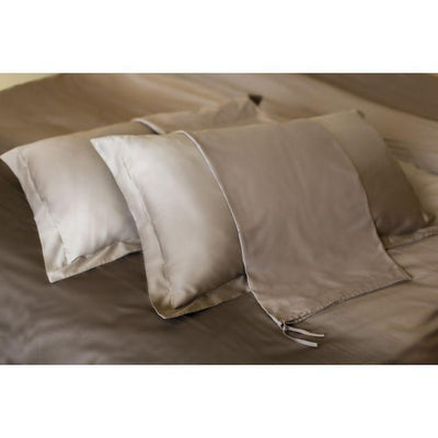 Hotelier Prestigio™ Luxury Bronzy Pillow Case - Bedding Affairs