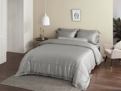 Palais Suite TENCEL™ Gilden Lined Pillow Case - Bedding Affairs