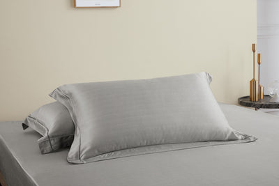 Palais Suite TENCEL™ Gilden Lined Fitted Sheet Set - Bedding Affairs