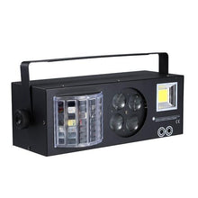 Load image into Gallery viewer, 4 in 1 Pattern/ Laser/ Strobe/ Magic Ball Stage Light - RollingStar