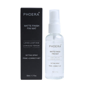 Phoera™ Matte Finish Setting Spray