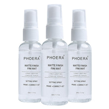 Load image into Gallery viewer, Phoera™ Matte Finish Setting Spray