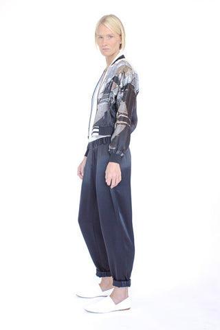 Yoshiro Grey Jacket