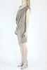Sherlock Dress - Khaki