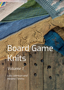 Board Game Knits Volume 1