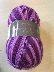 Woolcraft Superwash Sock Yarn yarn 739