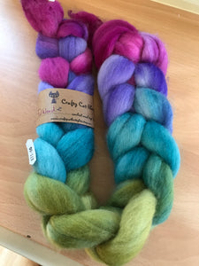 Crafty Cat Fibre Batt Falkland 2
