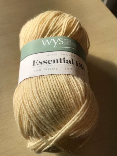 West Yorkshire Spinners Essential DK 603