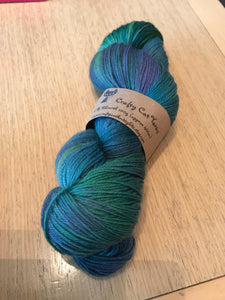 Crafty Cat Yarns Sea Wytch