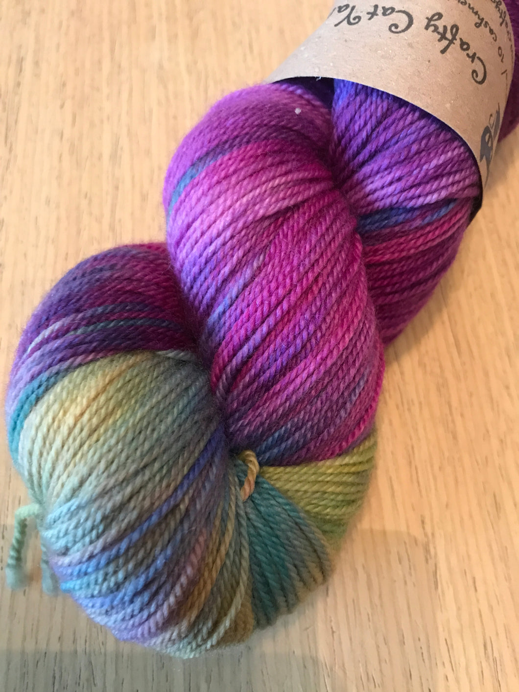 Crafty Cat Yarns Faery Wings