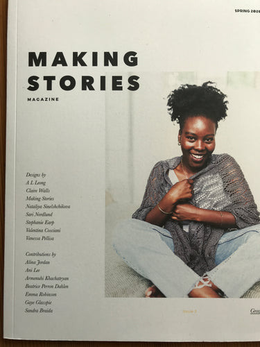 Making Stories Magazine Spring 2020