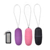 Waterproof Quite Remote Control Wireless Love Eggs - yuechaotoys