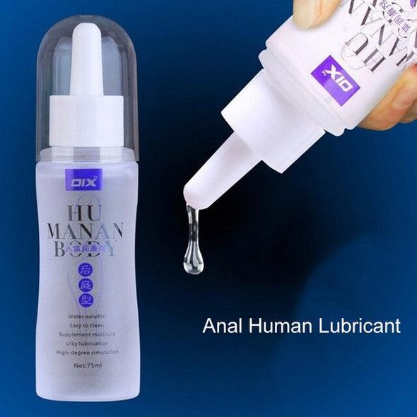 75ml Anal Grease Anti-Pain Soluble Lubricant - yuechaotoys