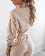 Sweater - Beige