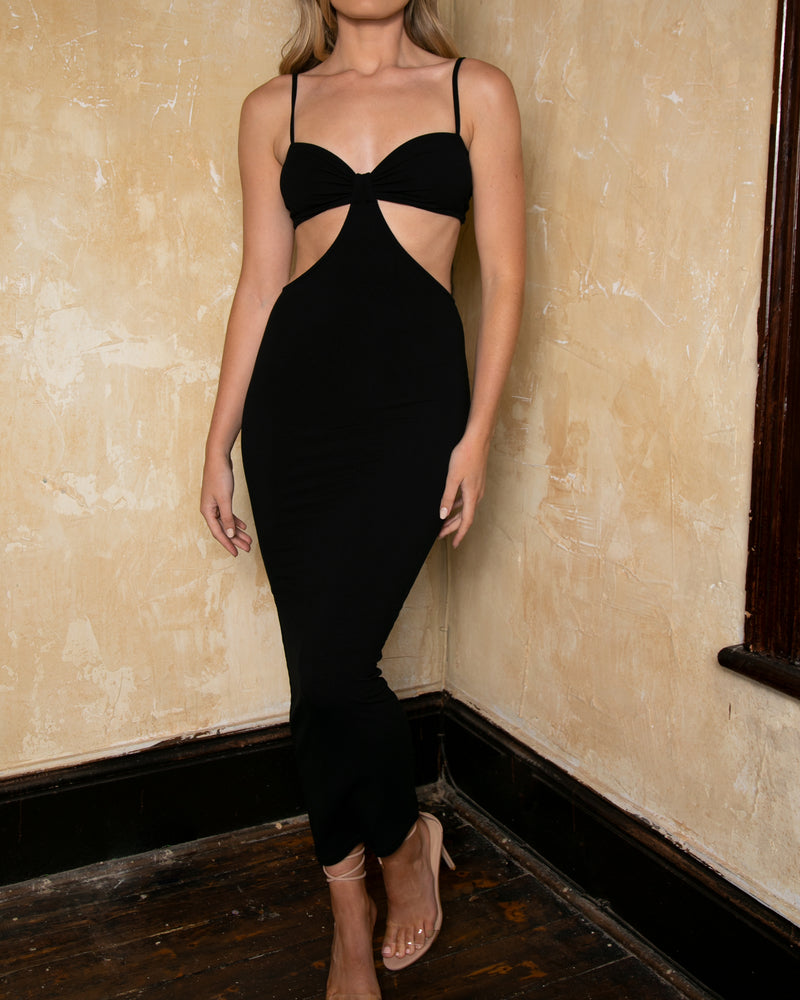 BLAIR MAXI - BLACK