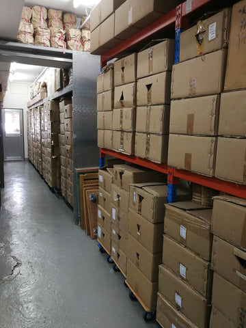 A Typical High Rise-Professional Warehouse