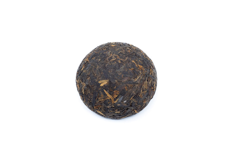 2006 Ripe Pu-erh Tuo Cha, Phoenix Factory - Yee On Tea Co.