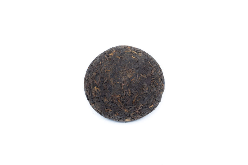 15 Years Ripe Puerh Tou Cha, Phoenix Factory - Yee On Tea Co.