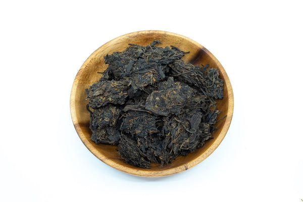 2001 Raw Yi Wu Puerh Cluster Tea - Yee On Tea Co.