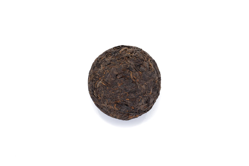 1983 Ripe Xiaguan Tea Factory, Export Grade Pu-erh Tuo Cha - Yee On Tea Co.