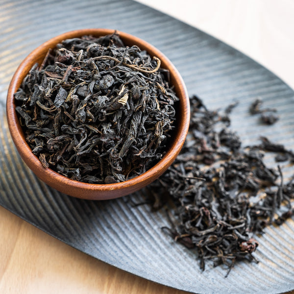 1999 Second Millennium Sun Withered Raw Pu-erh Tea (Maocha)