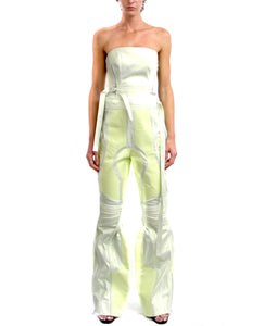 Green Machine Motocross Trousers & Enay Corset Two Piece