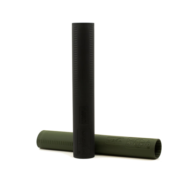 silicone suppressor cover and sleeve