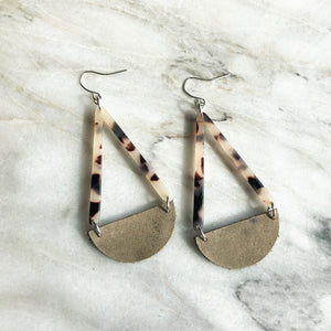 Sharon Earring - Grey