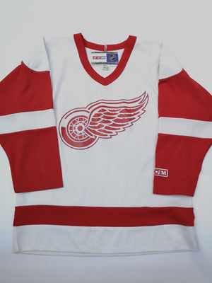 CCM NHL Detroit Red wings hockey Jersey