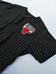 CHICAGO BULLS BASEBALL SHIRT
