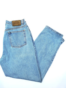 cK Calvin Klein TAPERD DENIM PANTS