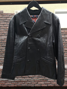 80s MICHIKO LONDON LEATHER JACKET