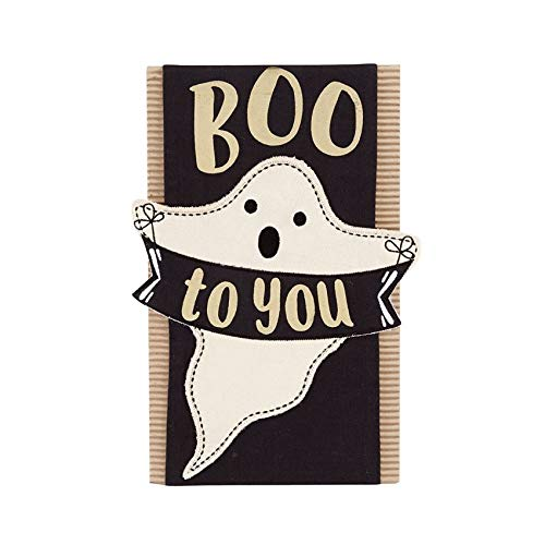 Boo to You Pillow Wrap