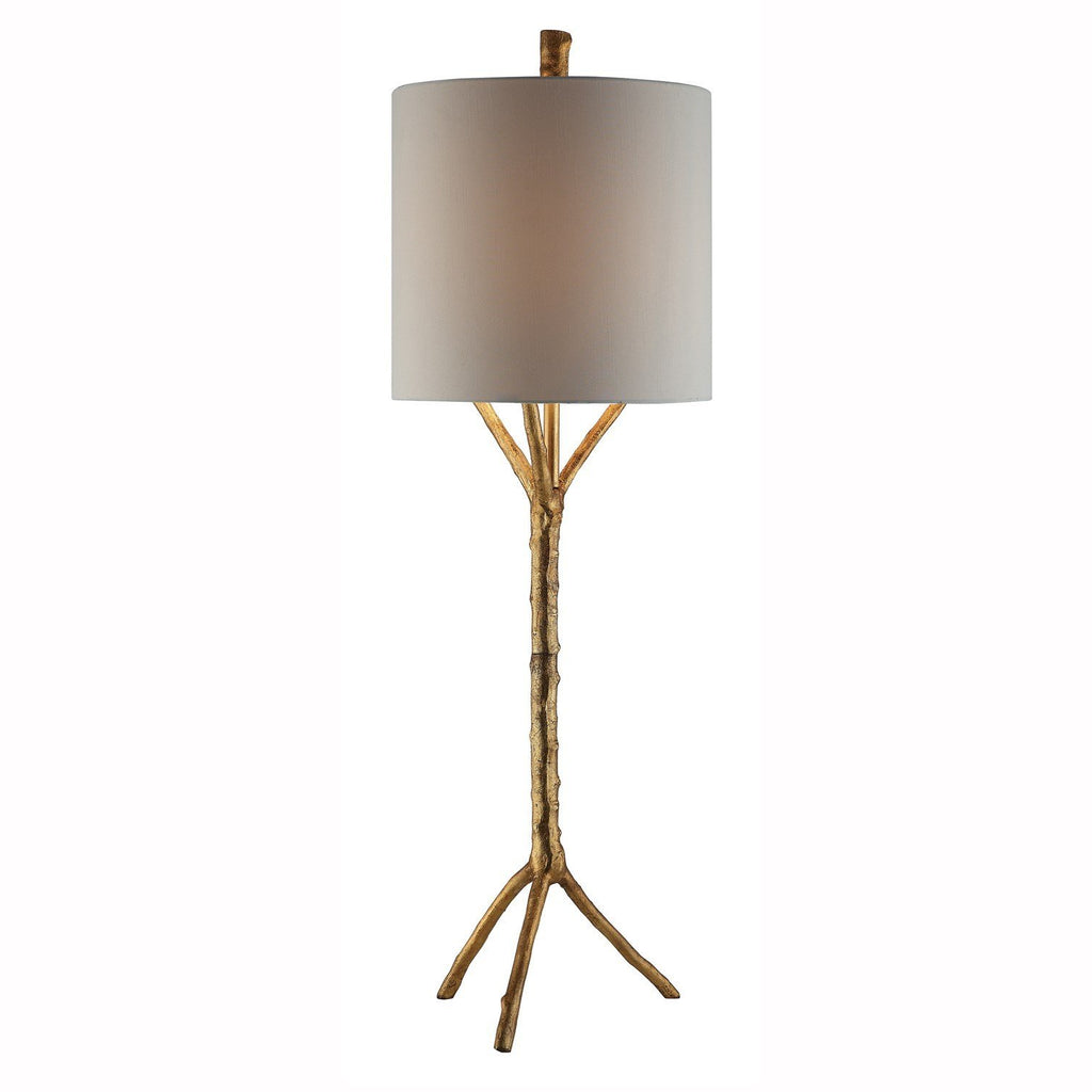 Metal Tree Table Lamp