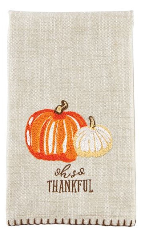 Thankful Hand Towel