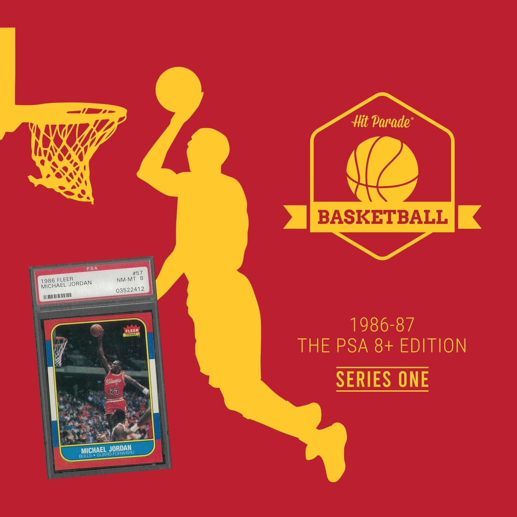 2019/20 Hit Parade Basketball 1986-87 The PSA 8 RANDOM TEAM 2 BOX BREAK #181