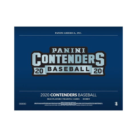 2020 Panini Contenders Baseball - Random Team Box BREAK #197