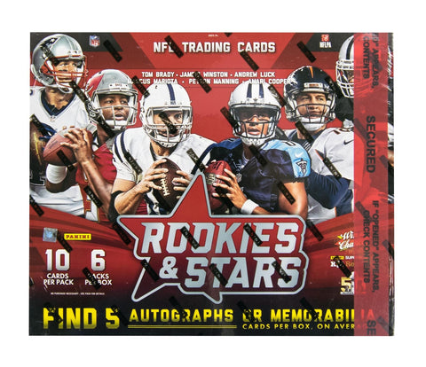 2015 Panini Rookies and Stars - RANDOM TEAM 2 BOX BREAK #68