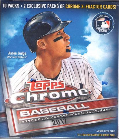 2017 Topps Chrome Monster Box - Break #237