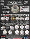 2019 Tristar Hidden Treasures Autographed Baseball Platinum and Topps Series 1 - PYT MIXER BREAK #6
