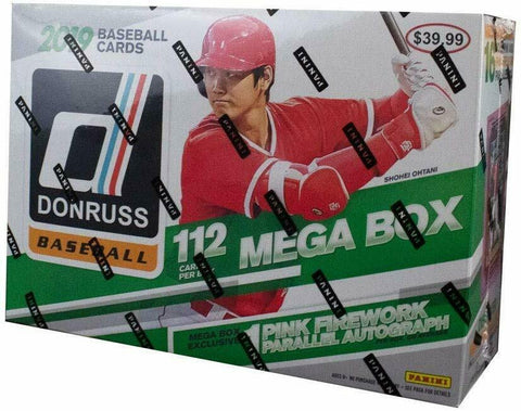 2019 Donruss Mega Box - 2 BOX RANDOM TEAM BREAK #77