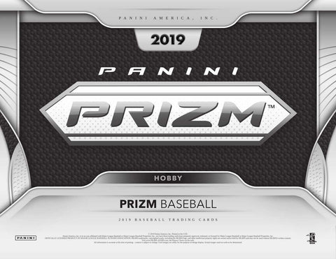 2019 Panini Prizm Baseball - Random Team BREAK #10