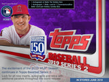 2019 Topps Series 2 Baseball Jumbo - PYT BOX BREAK #13