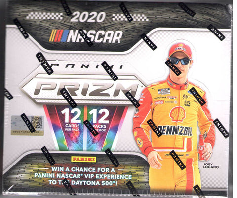2020 Panini Prizm Nascar Racing - BREAK #194