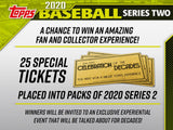 2020 Topps Series 2 Baseball (2 x Hobby and 1 x Jumbo) - RANDOM TEAM BREAK #138