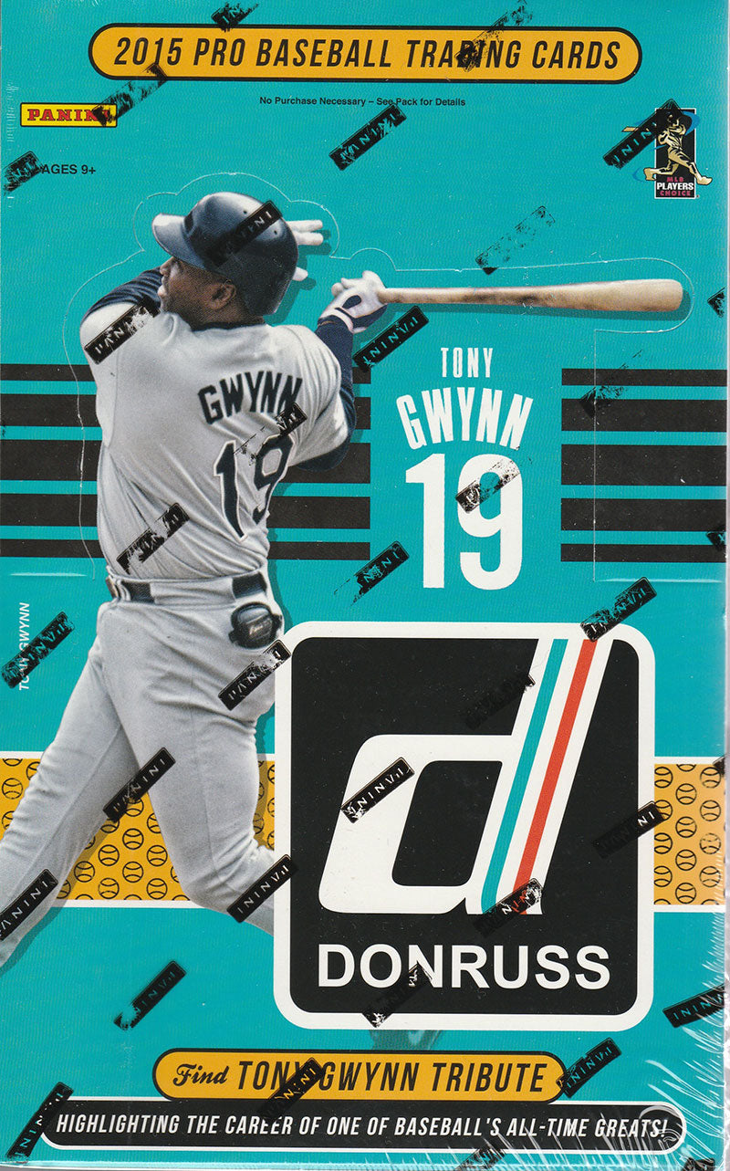 2015 Panini Donruss Baseball - RANDOM TEAM 2 BOX BREAK #130