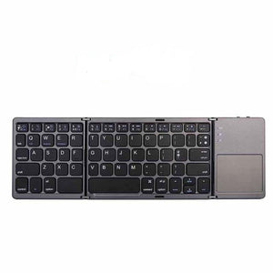 "Clavier bluetooth ""QWERTY"" pliable"