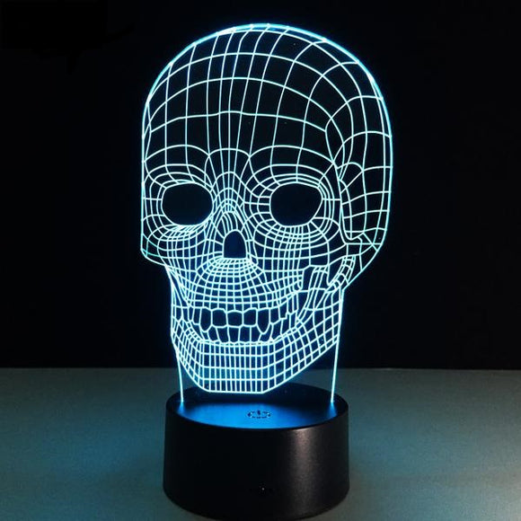 Lampe illusion optique 3D